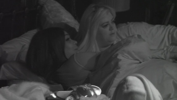 CBB Day 14: Gemma and Tiffany plan pranks on the sleeping housemates