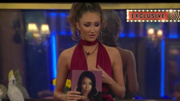 CBB Day 14: Megan nominates Tiffany for eviction