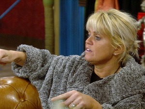 CBB day 23 - Danniella argues with Steph. 28 January 2016.