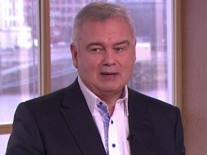 Eamonn Holmes and Ruth Langsford presenting Holmes' last edition of 'This Morning' before he departs for a double hip replacement operation. Broadcast on ITV1 HD. 29 January 2016