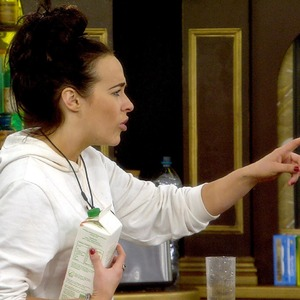 CBB day 23 - Steph argues with Danniella. 28 January 2016.