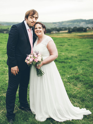 The Undateables: Wedding Bells, Steve and Vicky, Mon 1 Feb