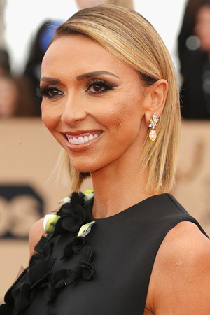 Guiliana Rancic attends the 22nd Annual Screen Actors Guild Awards at The Shrine Auditorium on January 30, 2016 in Los Angeles, California