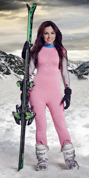The Jump - 2016 - series 3: Louisa Lytton