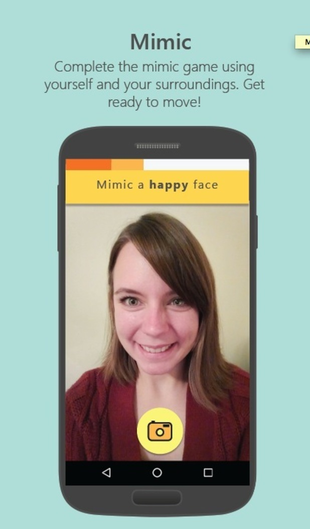 Mimicker Alarm app makes you take a selfie to stop it going off