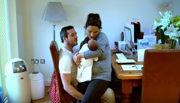 ITVBe have released a trailer to promote Sam Faiers one-off show, Sam Faiers: Baby Diaries. 27 January 2016.