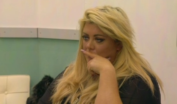CBB - day 22 - Gemma Collins opens up to Gillian McKeith.