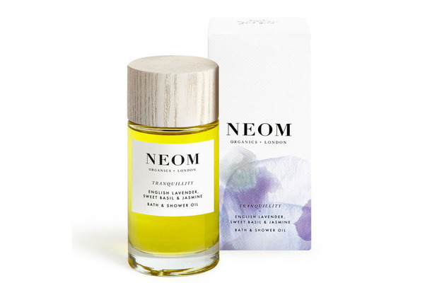 Neom Organics Tranquility Bath & Shower Oil £40, 26th January 2016