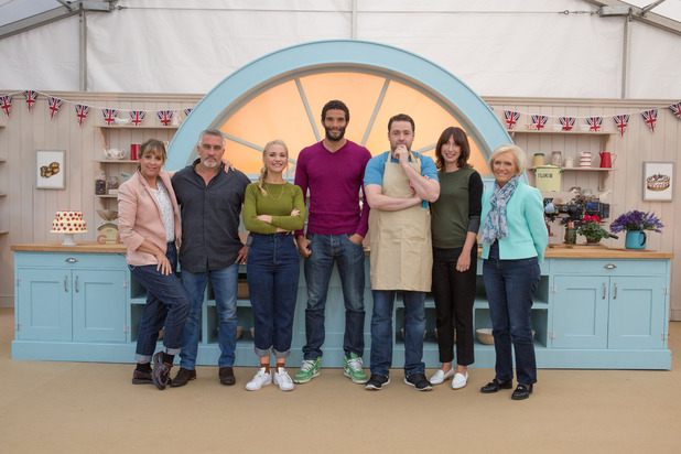 Wednesday's TV pick: The Great Sport Relief Bake Off, Wed 27 Jan