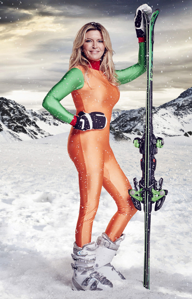 The Jump - 2016 - series 3: Tina Hobley