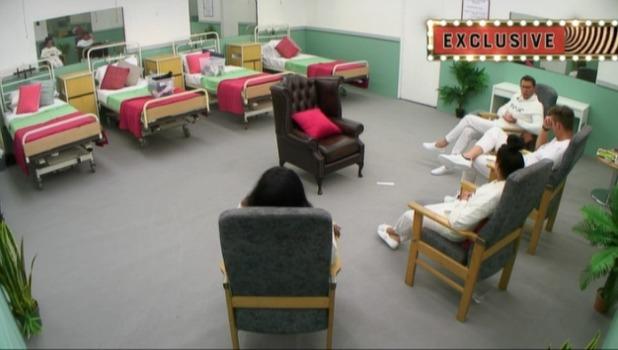 CBB: Gillian McKeith's clinic