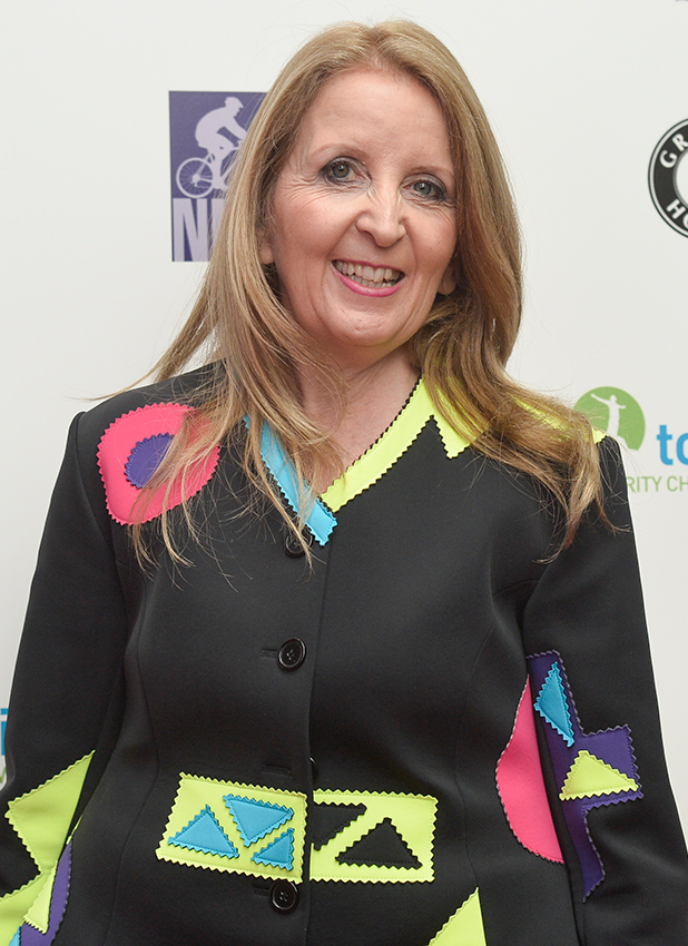 Nightrider 2015' VIP launch party at the Grange St. Paul's Hotel - Arrivals Gillian McKeith