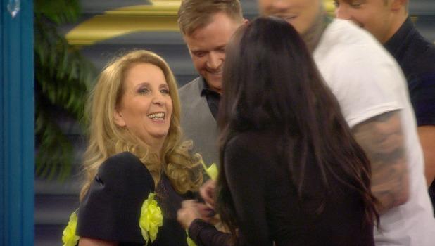CBB: Gillian McKeith enters the house