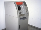 Raiders steal empty cash machine