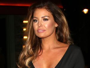 TOWIE's Jess Wright outside Sexy Fish restaurant in London, 3rd December 2016