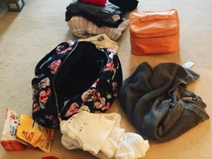 Mummy Blog: Giovanna Fletcher is ready to give birth - but what do you actually NEED in a hospital bag?