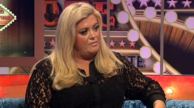 Gemma Collins on CBBOTS, 5 February