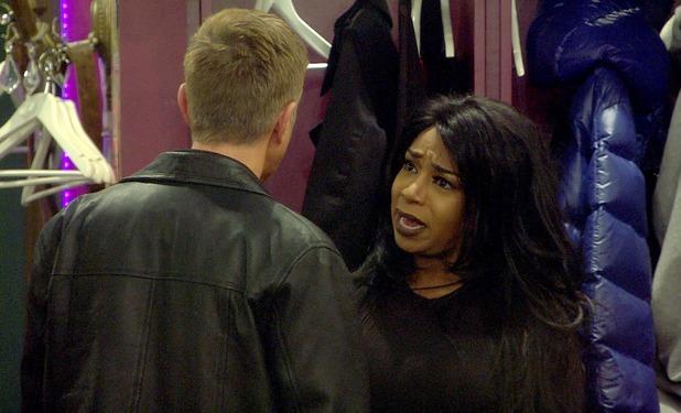 Tiffany Pollard confronts Darren Day on CBB, Day 30 3 February