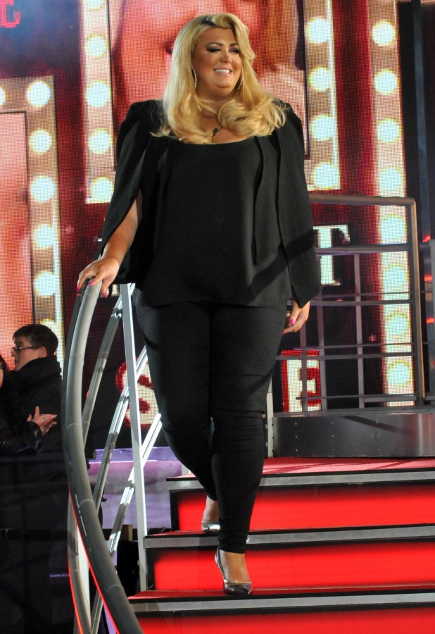 CBB: Gemma is evicted 2 February 2016