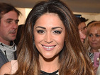 Gorgeous! Casey Batchelor stands out in florals at celebrity party