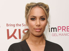 Leona Lewis hosts KISS beauty launch in slinky jumpsuit, looks FAB!