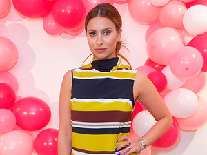 Ferne McCann cuts a stylish figure in head-to-toe Very at VIP Valentine party