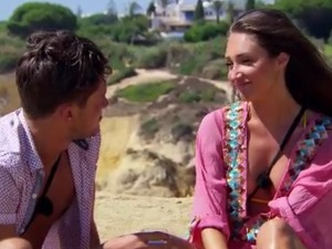 Ex On The Beach: Megan McKenna and Jordan Davies are 'unbreakable'
