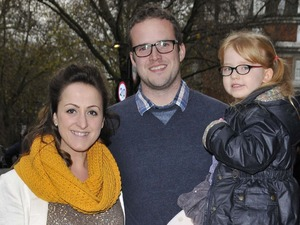 EastEnders star Natalie Cassidy is pregnant with her second child