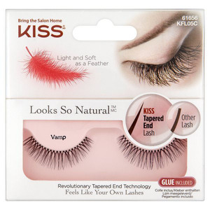 KISS Lashes, natural, £4.99, 11th February 2016