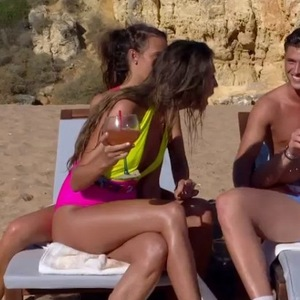 Megan McKenna clashes with Lacey Fuller, Ex On The Beach 4 10 February