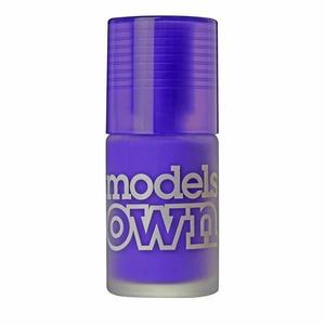 Model Own nail varnish in Pukka Purple £4.99, 8th February 216