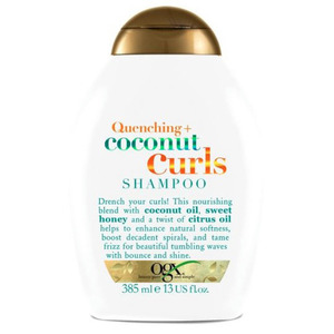 OGX Quenching Coconut Curls Shampoo £6.99 8th February 2016