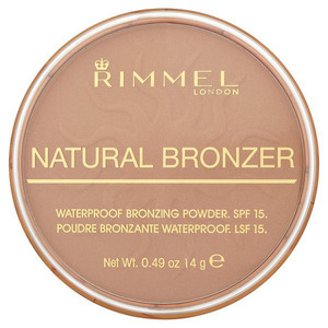 Rimmel Natural Bronzer £5.99, 9th February 2016