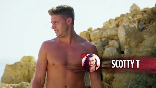 Scotty T reveals he has bedded Lacey Fuller, Ex On The Beach, Episode 5 11 February