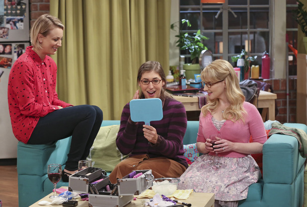 The Bachelor Party Corrosion' -- The girls force Penny to finally tell her family that she eloped with Leonard, on THE BIG BANG THEORY 5 October