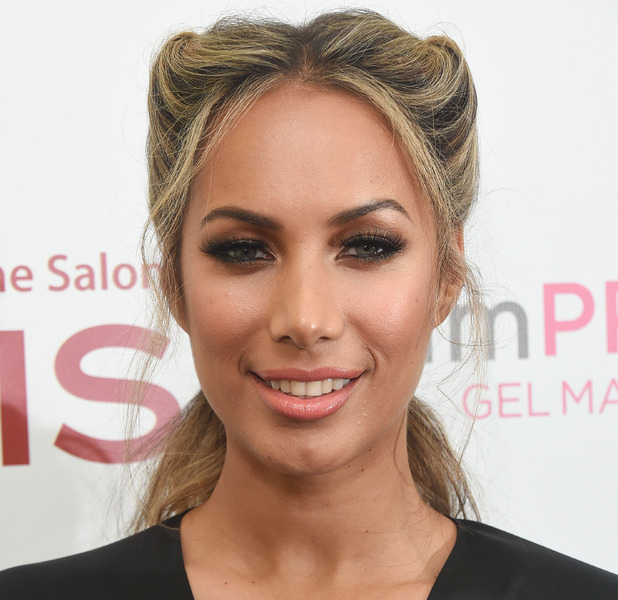 The X Factor's Leona Lewis hosts the KISS beauty launch party in London, 10th February 2016