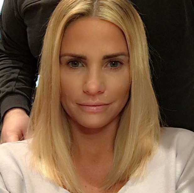 Katie Price looks stunning in rare no make-up pic, 9 February 2016