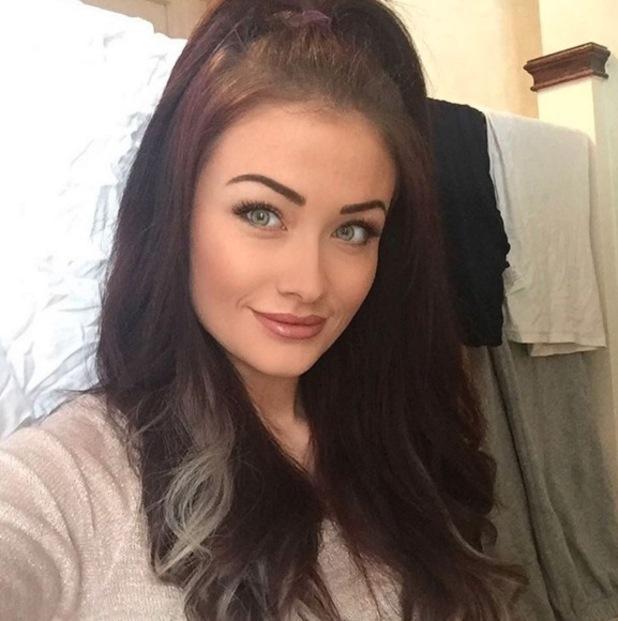Jess Impiazzi selfie January 2016