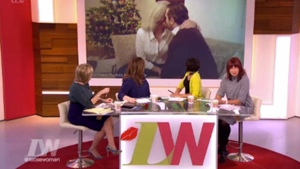 Loose Women talk about Sam Faiers' Baby Diaries 9 Feb 2016