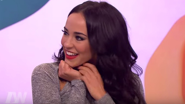 Loose Women: Jeremy McConnell sends video message to Stephanie Davis 9 February 2016