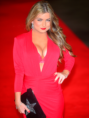 The European Premiere of Pride and Prejudice and Zombies, at the VUE West End in London, England. 1st February 2016 Zara Holland