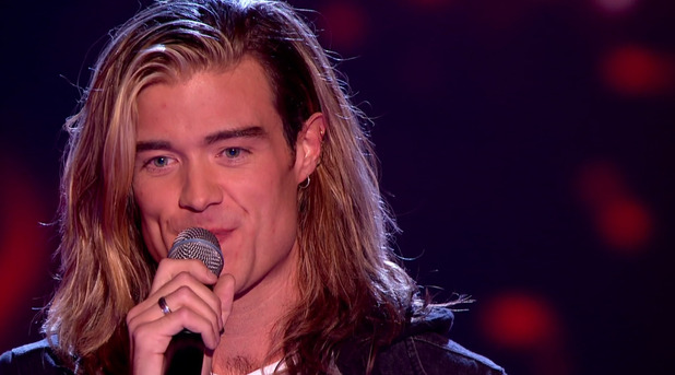 Rick Snowdon - The Voice UK blind auditions. 13 February 2016.