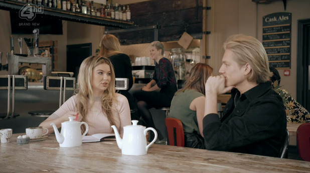 Made In Chelsea: Richard Dinan and Toff plan their joint birthday party on 'Made In Chelsea'. Broadcast on E4 HD.