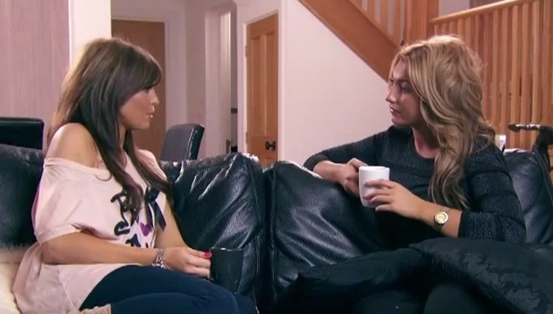 Lauren Goodger and Jessica Wright, TOWIE 2011