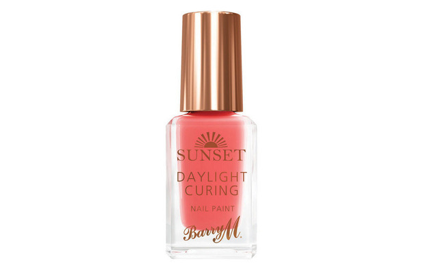 Barry M Sunset Nail Paint in Reach For The Stars £4.99, 15th February 2016