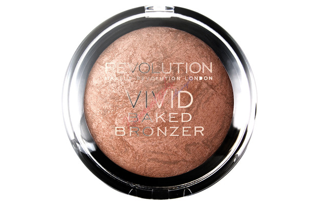 Makeup Revolution Vivid Baked Bronzer Rock On World £4, 16th February 2016