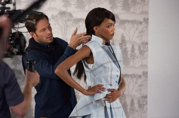 Britain's Next Top Model episode 6: Billie Downes TX: Thursday 18 February 2016.
