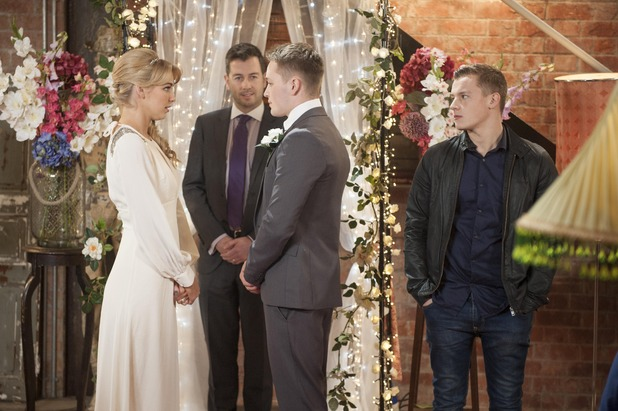 Hollyoaks, Will Jason and Holly get married?, Tue 23 Feb