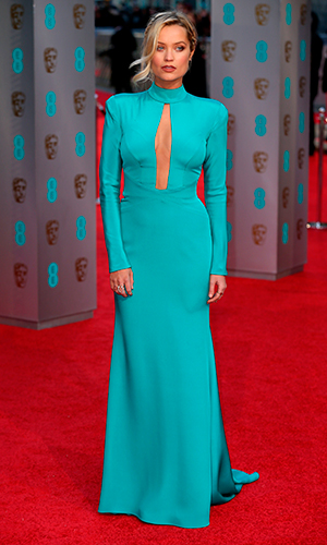 EE BAFTA British Academy Film Awards, Arrivals, Royal Opera House Laura Whitmore