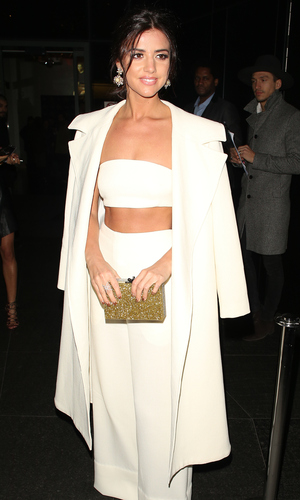 Lucy Mecklenburgh, JF London collection launch 22 February